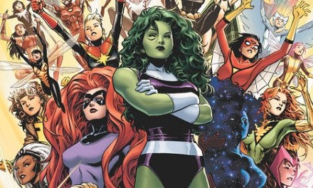 Marvel Launching All Female Avenger Team