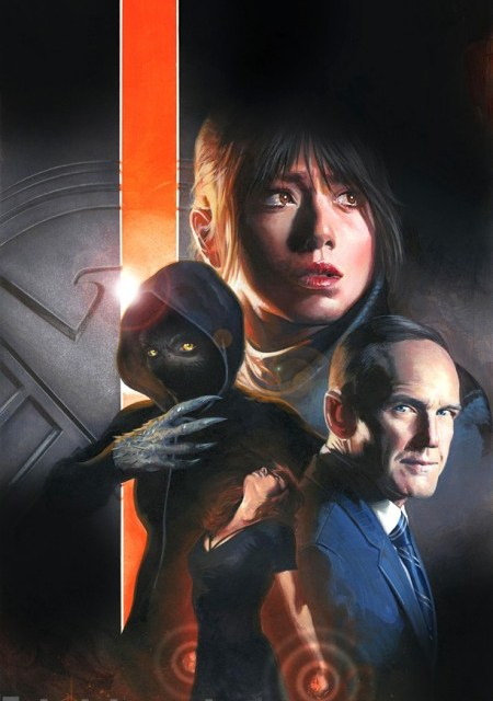 Agents Of SHIELD Inhuman Poster