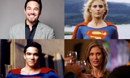Helen Slater & Dean Cain have joined Supergirl!