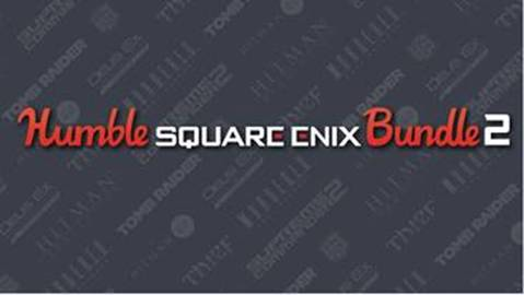 Introducing the Humble Square Enix Bundle 2!