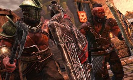 The Vanguard is here! Nosgoth Open Beta shows new Character Class
