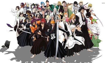 Manga Review: Bleach Chapter 621 'The Dark Curtain'