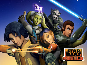 Star Wars Rebels Season One Review