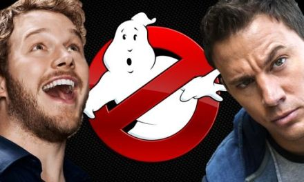 New Ghostbusters movie with Channing Tatum, The Russo Bros and Drew Pearce
