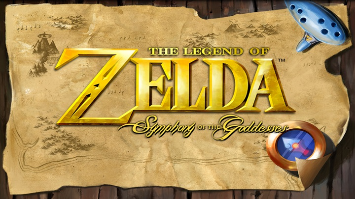 Zelda Symphony of the Goddessess Coming to Dublin