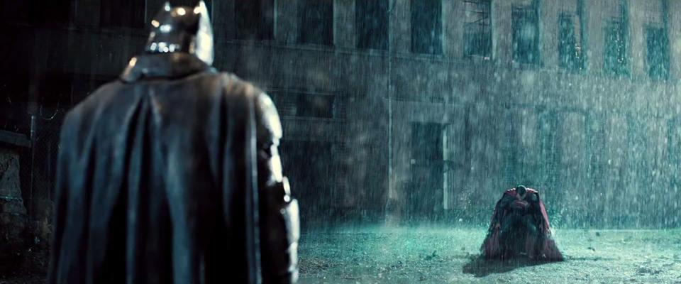 Batman V Superman: Dawn Of Justice IMAX Poster's