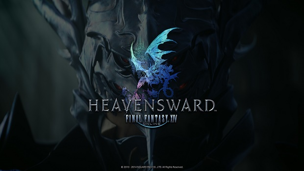 FINAL FANTASY XIV: HEAVENSWARD arrives today!