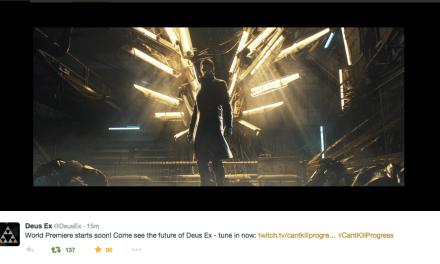 Deus Ex: Mankind Divided revealed