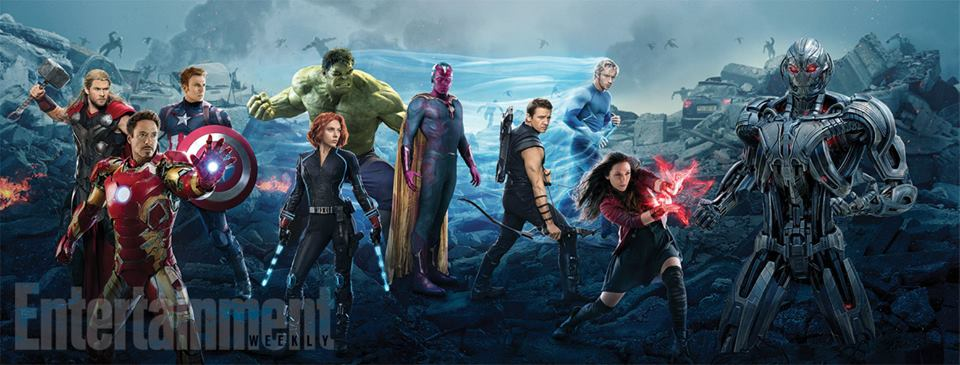 Review: Avengers: Age Of Ultron