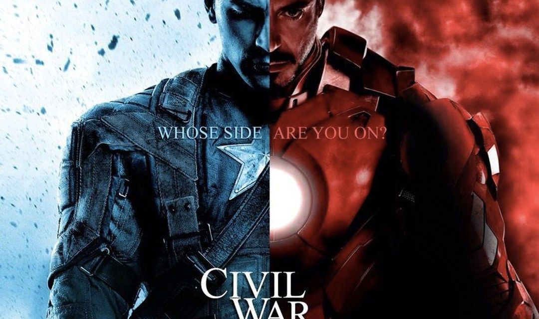 Robert Downey Jr. Talks Captain America:Civil War