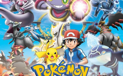 2015 Pokemon Movie English Trailer