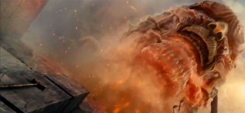 New Live-Action 'Attack on Titan' Trailer