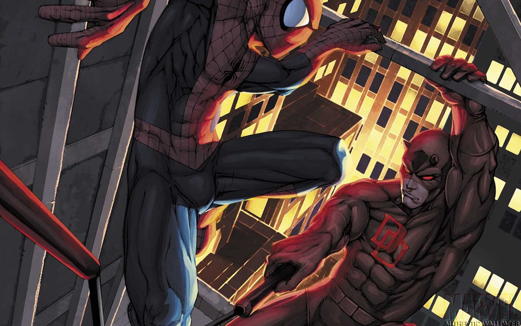 Charlie Cox wants a Spider-Man/Daredevil Crossover
