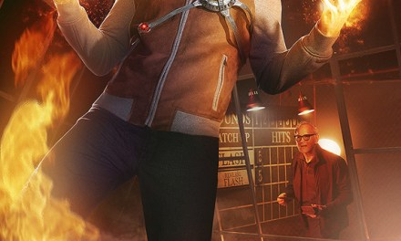 The CW's Final Flash & Arrow Fight Club Posters Unleashed!