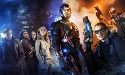 DC's Legends Of Tomorrow Trailer!