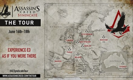 Ubisoft Brings European Tour to showcase Assassin's Creed Syndicate