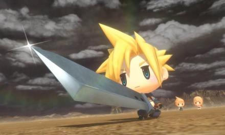 Latest trailer for World Of Final Fantasy looks stunning!