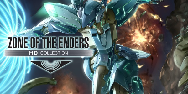 Forgotten Games: Zone of The Enders