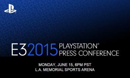 Sony at E3 2015
