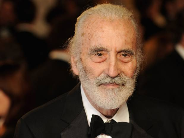 Christopher Lee: Five Favourite Roles