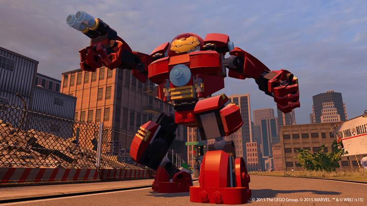 SDCC News: LEGO Marvel's Avengers New Characters/Screens