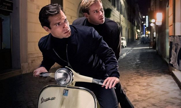 SDCC 2015 The Man From U.N.C.L.E Trailer