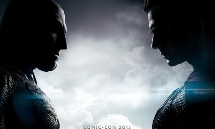 Batman V Superman: Dawn Of Justice Trailer Released!