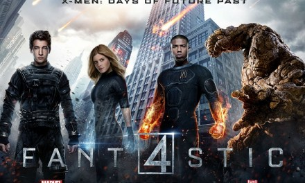 The Latest Fantastic Four Trailer Has Hit!