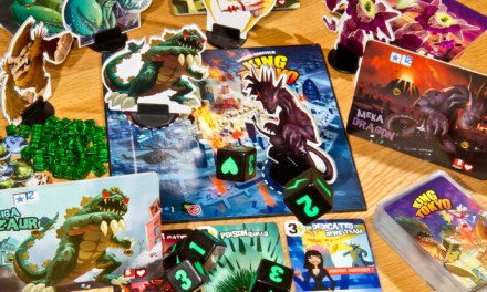 Monday Night Board-Gaming: King of Tokyo