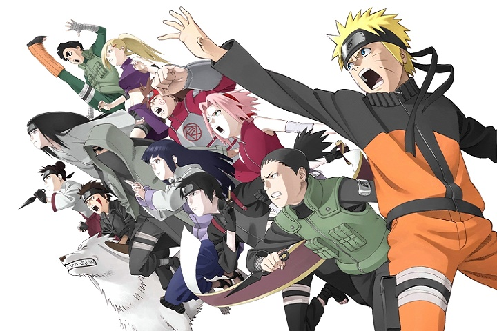 Lionsgate building a Naruto Movie!?