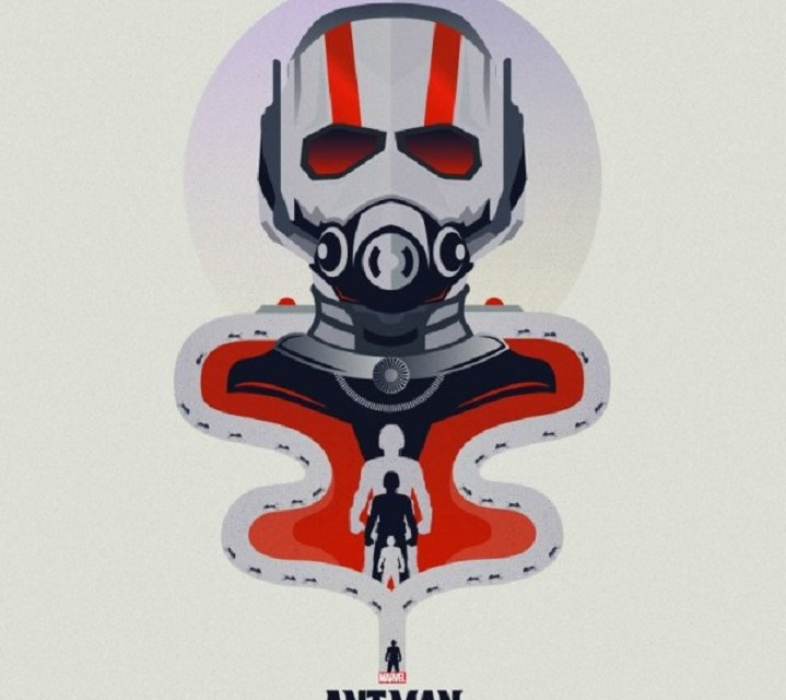 Review: Ant-Man, Whole Lot of Shrinking Going On!