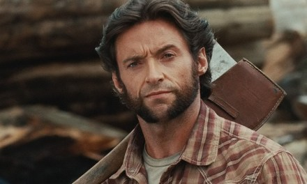 Wolverine, one last time.
