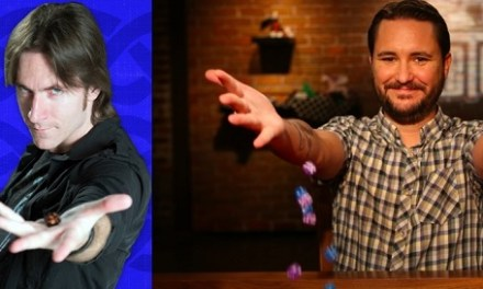 Wil Wheaton & Matthew Mercer bringing RPG's to the mainstream!