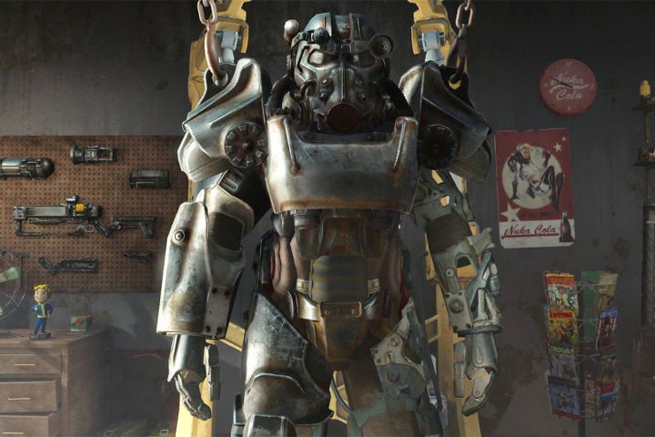 Fallout 4 is Pretty Much Done!