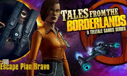 Review: Tales from The Borderlands Episode 4 'Escape Plan Bravo'