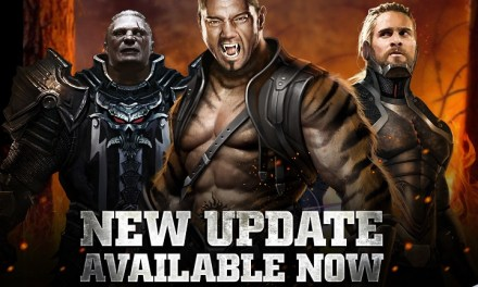 WWE Immortals updates with new characters and more!