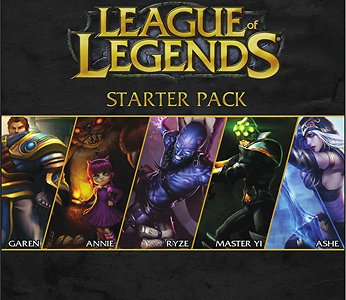 League of Legends: Starter Bundle (Mid)