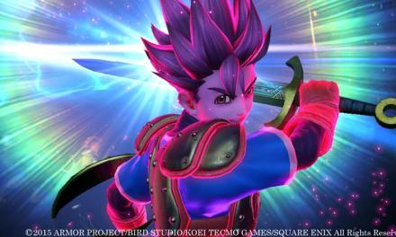 New Trailer for Dragon Quest Heroes debuts!