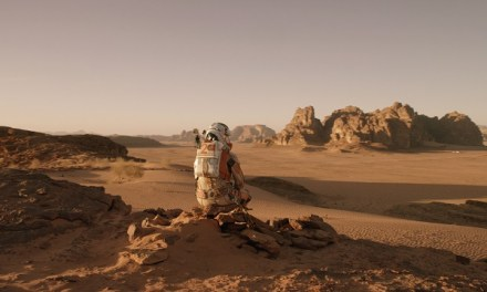 Review: The Martian, F**k you Mars!