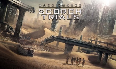 Review: Maze Runner: The Scorch Trials, aka Stiles Run!!