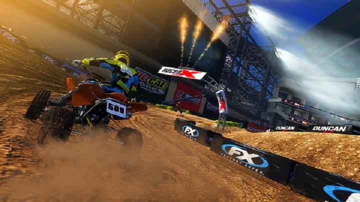 MX vs ATV Supercross Encore PS4/PC Release Dates