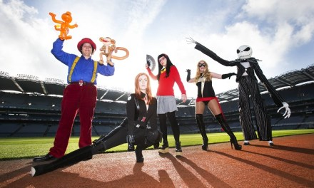 Ireland's largest Anime Event Eirtakon Invades Croke Park!