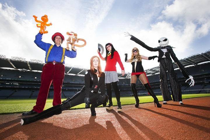 Ireland's largest Anime Event Eirtakon Invades Croke Park!