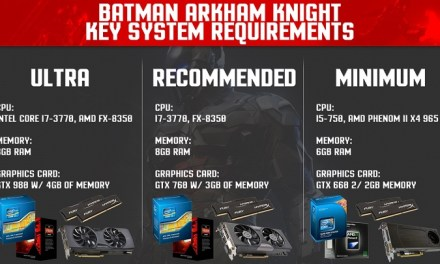 Batman: Arkham Knight for PC, finally!