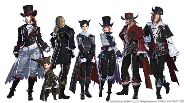 Final Fantasy XIV More Light and even more Darkness in latest patch!