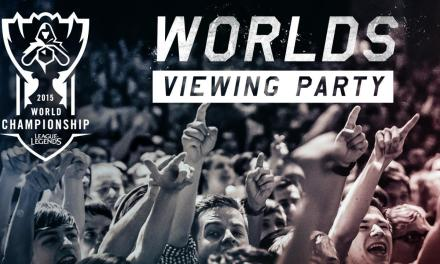 Worlds Finals Viewing party list