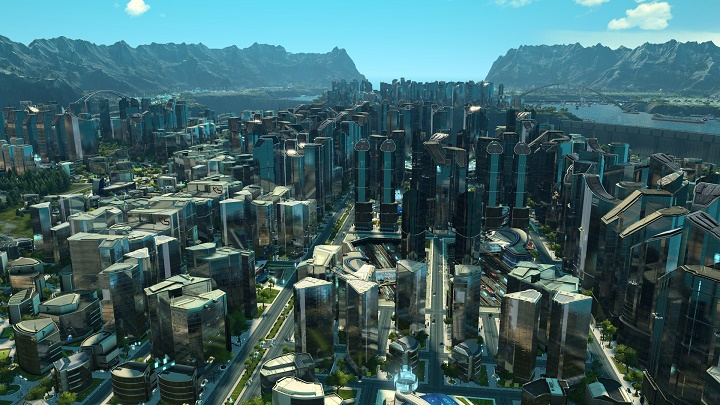 ANNO 2205 races for space on PC!