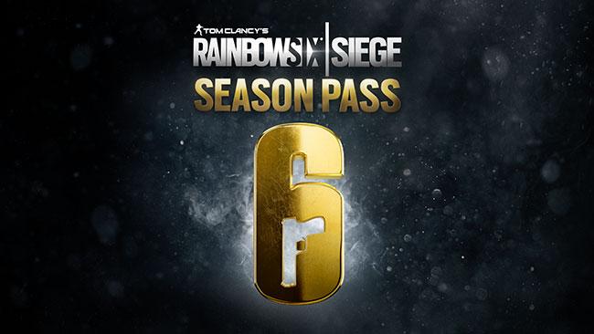 Ubisoft details Tom Clancy's Rainbow Six Siege Season Pass