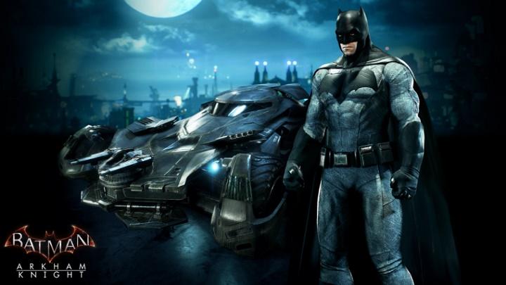 November DLC News for Batman: Arkham Knight!