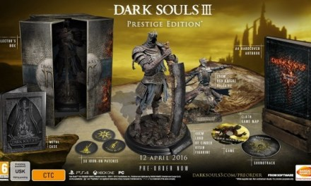 Pre-order edition, after pre-order edition announced for Dark Souls III